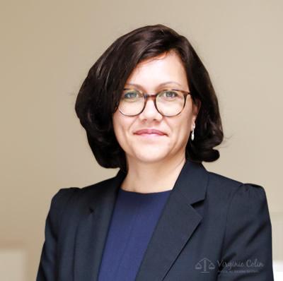 Virginie Colin Avocate au Barreau de Paris